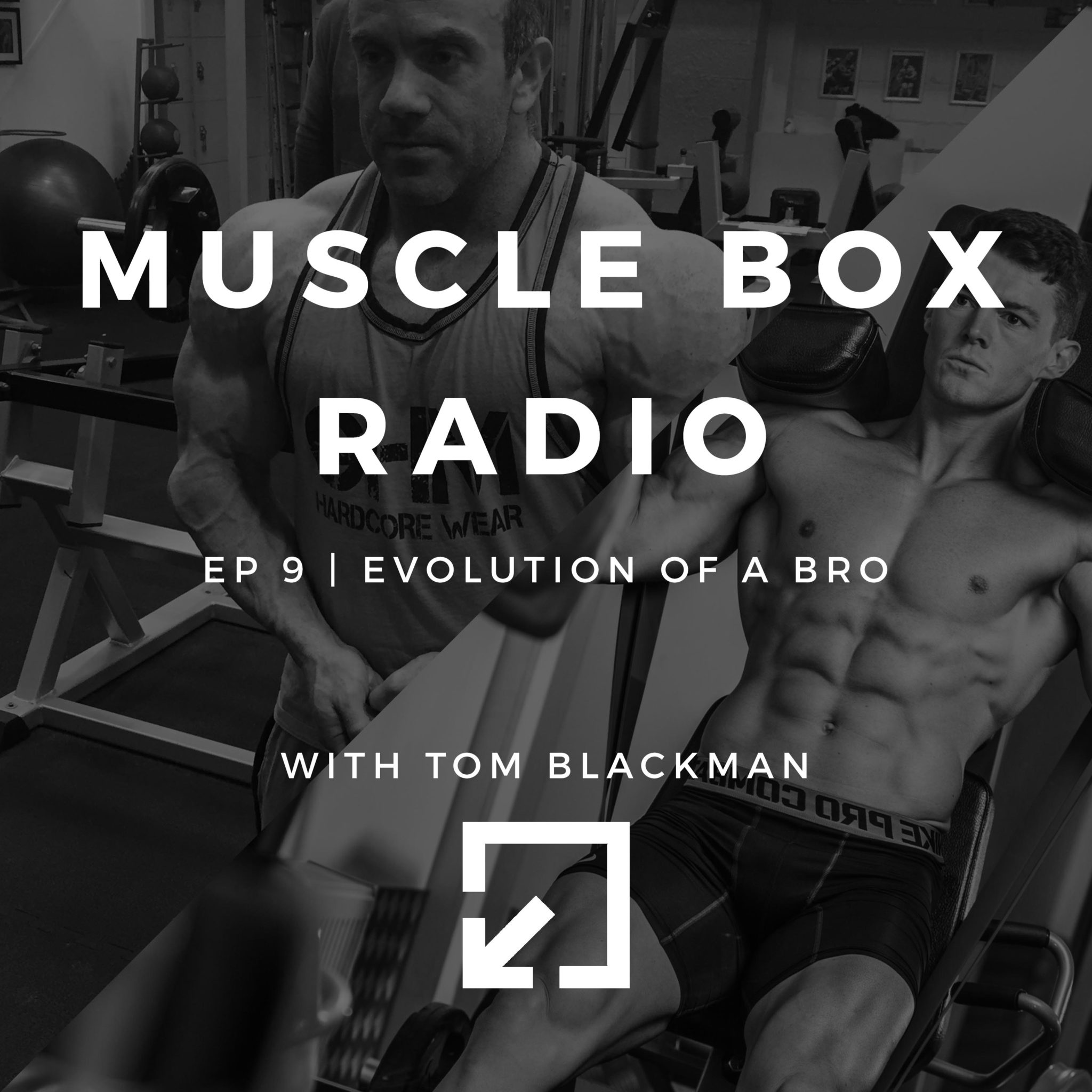 EP 9 With Tom Blackman