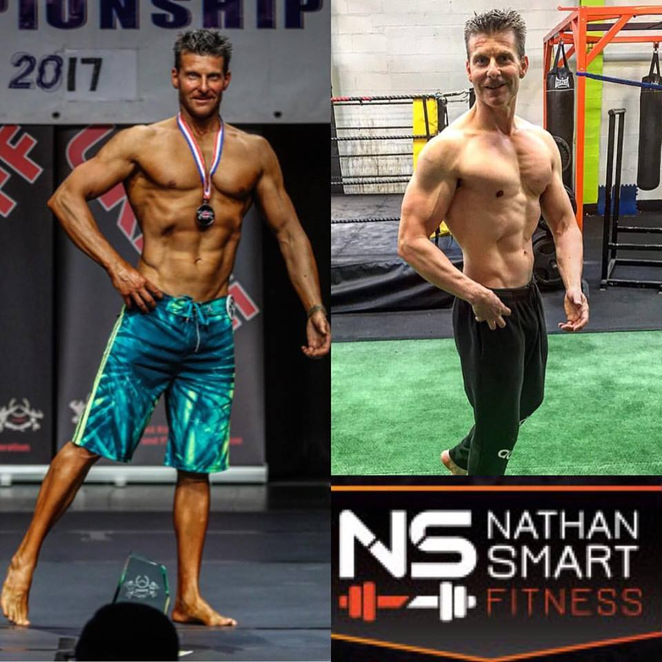 Member Graham Dawes Wins His Mens Physique Masters Class