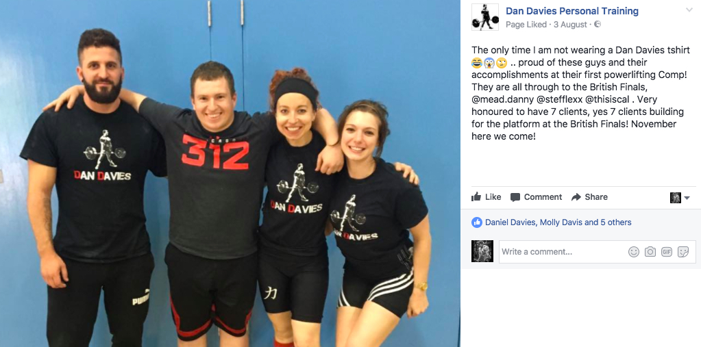 Ministry Members Qualify For British Powerlifting Championships