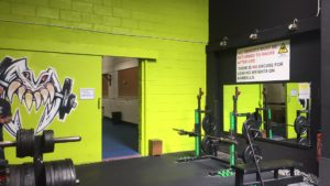 New vibrant colours for Power room