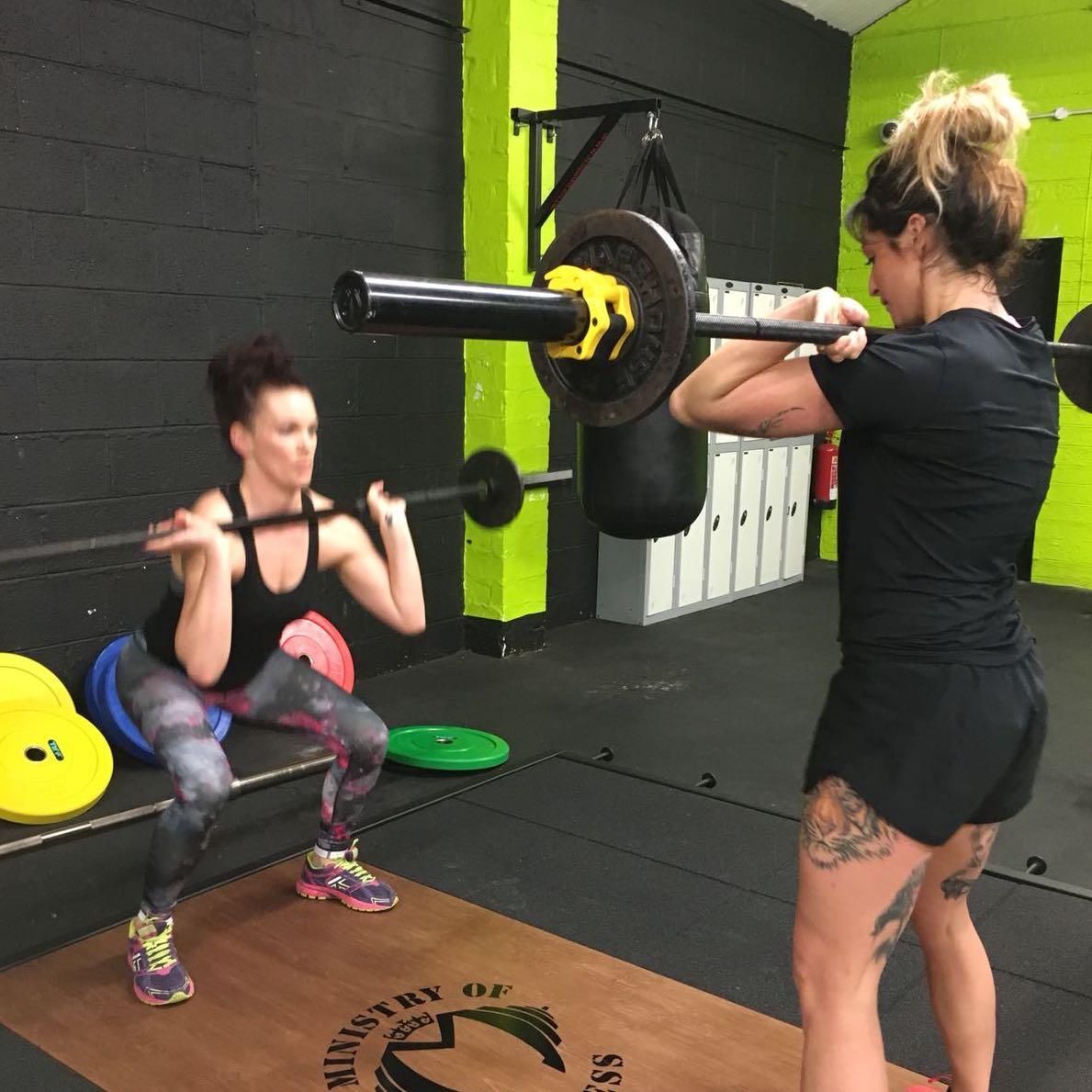 Female Lifting Class